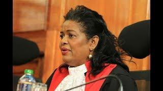 CJ David Maraga on the fate of Justice Ndung'u: JSC Verdict