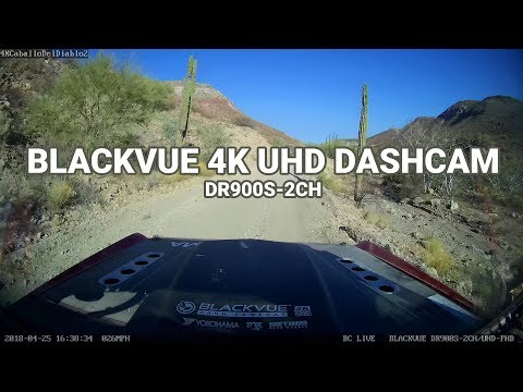 BLACKVUE DR900S-2CH SAMPLE DAY FOOTAGE (OFF-ROAD) #3