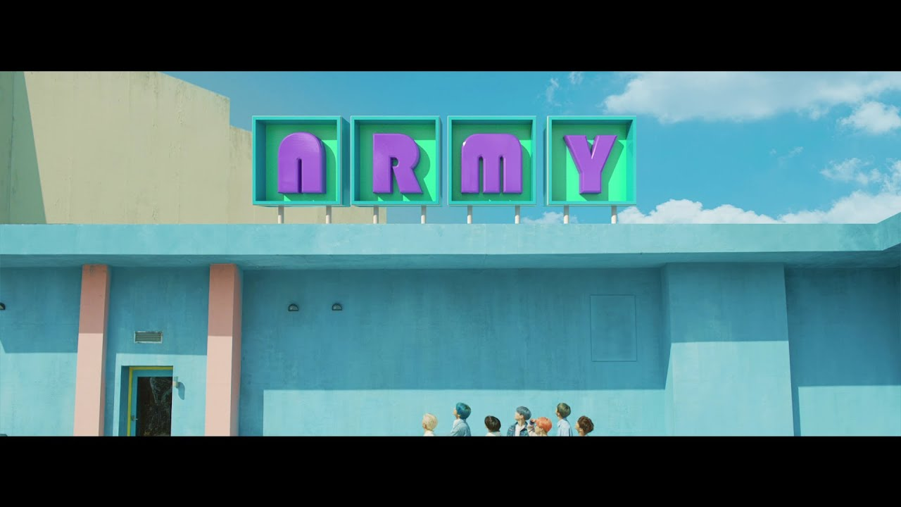 BTS ft. Halsey — Boy With Luv (ARMY With Luv ver.)