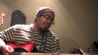 KJ McNeill - I'm Glad You're Mine (Al Green Cover)