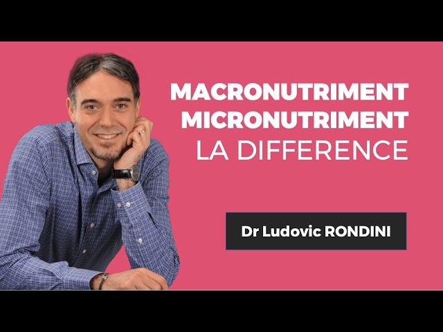 Micro et macronutriments
