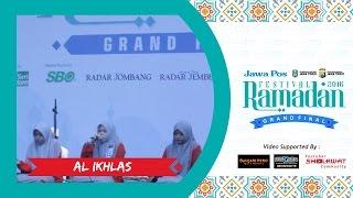 Al Ikhlas - Final Ramadan Jawa Pos 2016