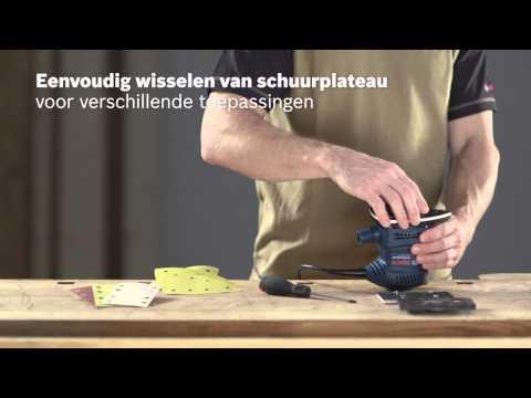 Bosch GSS Multi combi schuurmachine