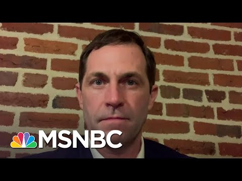 Rep. Crow: Right Wing Extremist Movement Is 'Metastasizing' Because Of Trump | The Last Word | MSNBC