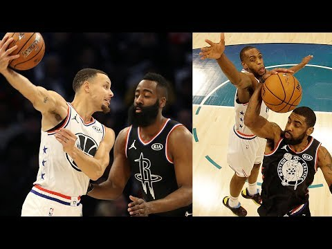 Steph Curry's INSANE Bounce Pass to Giannis And EVERY Must-See 2019 All Star Game Highlight!