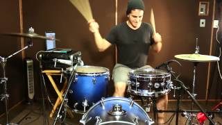 Beartooth - The Lines David Yannelli Drum Cover