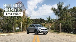 Ford KA 1.0 FreeStyle - Test Drive