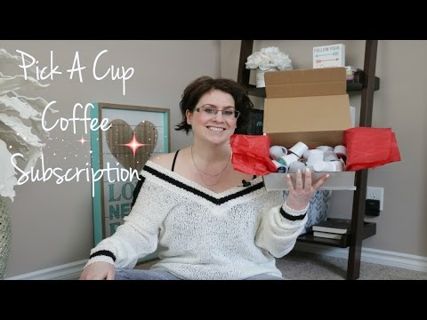 Pick A Cup | Coffee Subscription