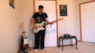 Angels & Airwaves - Teenagers & Rituals (Bass Cover)