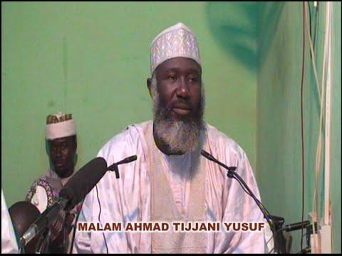 BABA AURE NAKESO Mallam Ahmad Tijjani Yusuf Guruntum
