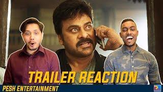 Khaidi No 150 Trailer Reaction & Review  Megastar Chiranjeevi  PESH Entertainment