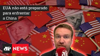 Por que os Estados Unidos temem a China?