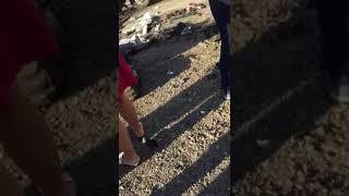 г. Рудный авария по Ленина где дубок есть пострадавшие