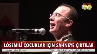 SAMSUN DEVLET KLASİK TÜRK MÜZİĞİ KOROSU KONSER VERDİ