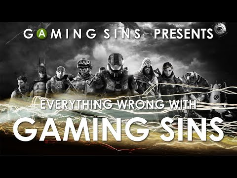 Everything Wrong With GamingSins In 5 Minutes Or Less | GamingSins