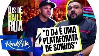 DJs De Bailes De Rua