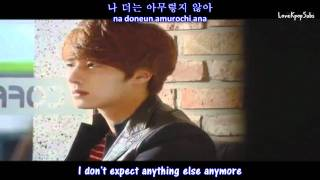Jung Il Woo - A Person Like You (너란 사람) MV [English subs + Romanization + Hangul] HD