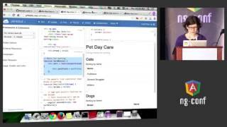 Writing a Massive Angular App at Google   NG Conf