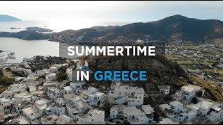 Summertime in Greece