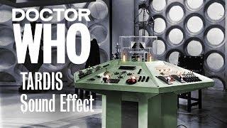 TARDIS Sound Effect -  Restricted Dematerialisation