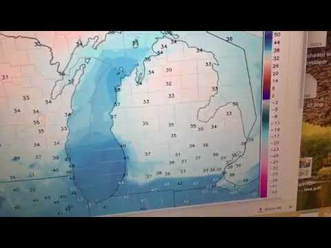 Today's Michigan weather forecast: 12/18/17