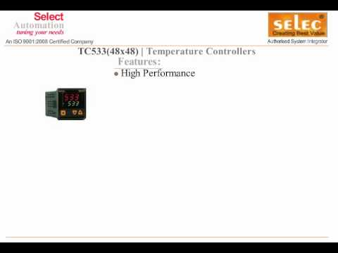 TC-533 AX Digital Temperature Controller