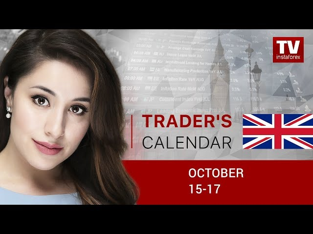 InstaForex tv calendar. Trader's calendar October 15 - 17: Dollar has chance to rebound