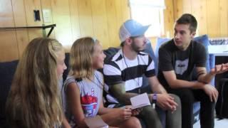 Kids Interview Bands - Twenty One Pilots