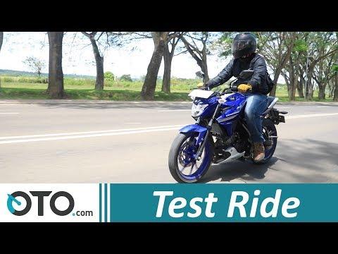 Yamaha Vixion R 2018 | Test Ride | Di atas rata-rata | OTO.com