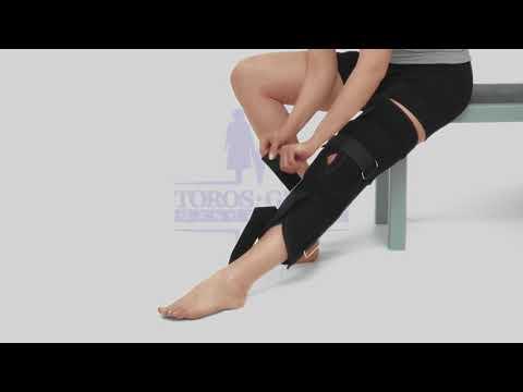 Бандаж для коленного сустава (Тутор) тип 512А Торос Груп