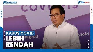 Kasus Covid-19 Aktif di Indonesia Lebih Rendah Daripada Global