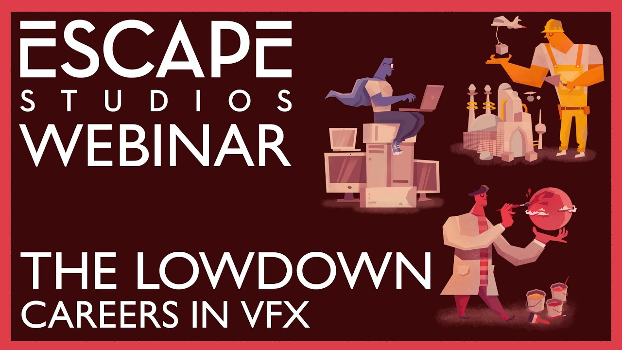 The Lowdown - careers in VFX
