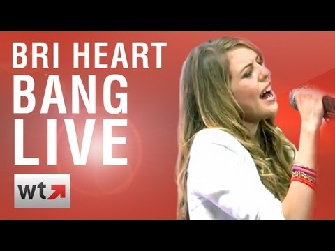 "Bri Heart Performs ""Bang"" LIVE (EXCLUSIVE)"