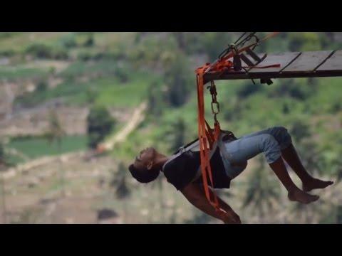 Video Cekong Enrekang (Wisata ekstrem) KEREN