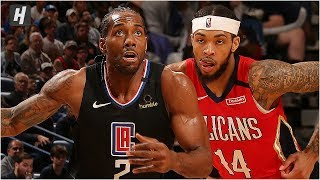 Los Angeles Clippers vs New Orleans Pelicans - Full Game Highlights | January 18, 2020 NBA Season