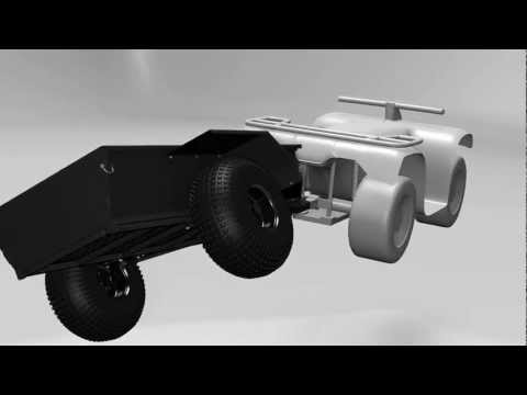 Rebel Extreme Terrain Trailer – 360 View