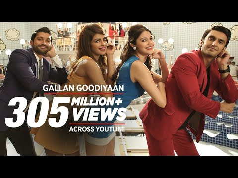 Download 'Gallan Goodiyaan' Video Song | Dil Dhadakne Do | T-Series HD Video