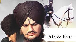 Me & You - Sidhu Moosewala (Full Song) Latest New Punjabi Songs 2019 | Byg Byrd
