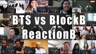 jhope and jimin dance mama 2014 reaction - TH-Clip