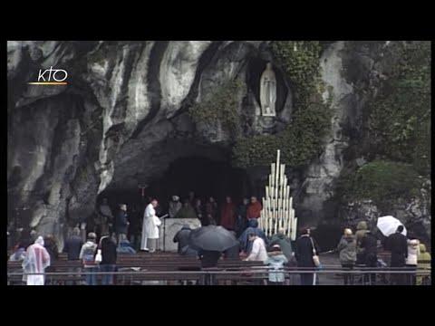 Chapelet à Lourdes du 3 novembre 2019