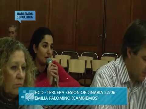 HABLEMOS DE POLITICA DEL 27 DE JUNIO DE 2016