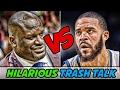 Javale McGee and Shaq get into HEATED Twitter Trash Talk | Draymond Gree...