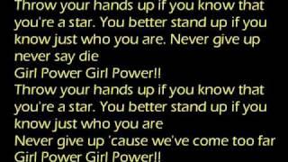 Girl Power Lyrics