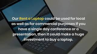 What are the Benefit of Choosing Laptops for Rent in Dubai?
