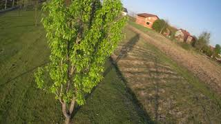 FPV Freestyle | Practicing Inverted Yaw spin