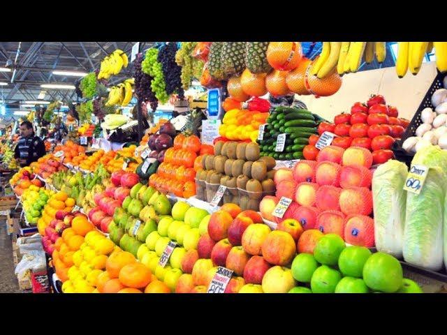 Запрет на китайские фрукты