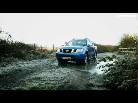 New Nissan Navara review and road test 2013