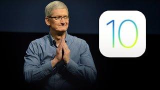 Apple's WWDC 2016 keynote in 10 minutes