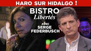 Serge Federbusch invité dans Bistro Libertés !