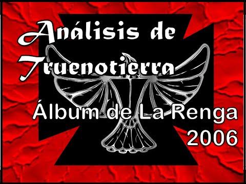 Review y Análisis | TRUENOTIERRA - La Renga | 2006 | Doctrina-Rock #5